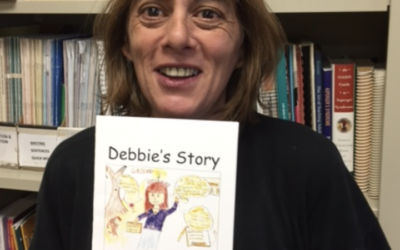 October Learner of the Month: Debbie