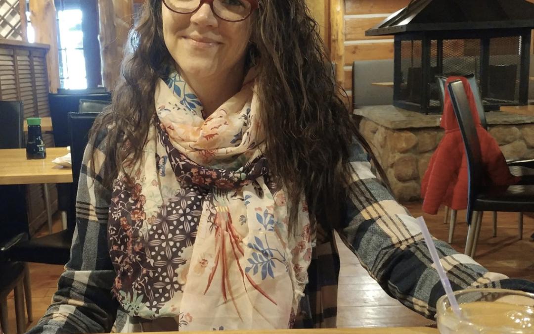 November Learner of the Month: Sheina Wood